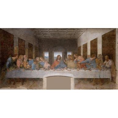 The Last Supper - Leonardo Da Vinci DIY Painting By Numbers Kit