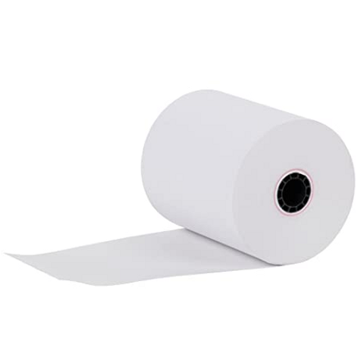 "Register Paper Rolls 3""x165' Bond (50/Case)"