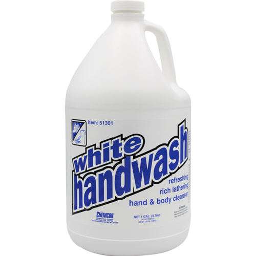 White Handsoap with Lotion 1 Gallon (1/Each)