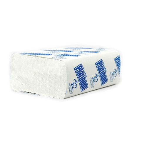 White Multifold Paper Towels Royal Platinum II, 16 Packs of 250 (4000/Case)