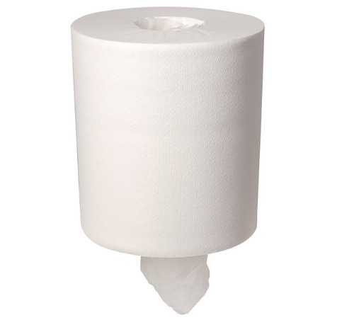 Center Pull Paper Towel Rolls, 2 Ply, 600 (6/Case)