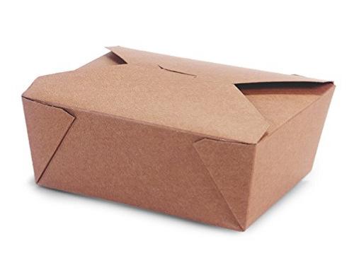 Bio Box #8 Natural Kraft (300/Case)