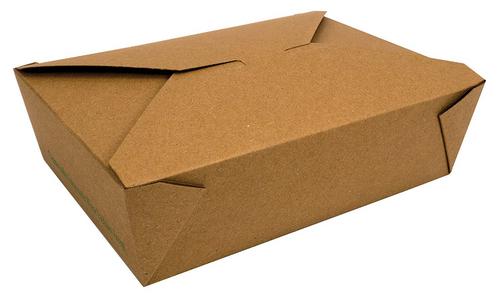 Bio Box #3 Natural Kraft (200/Case)
