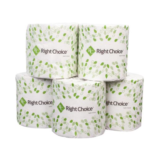 Toilet Paper Bath Tissue 2 Ply Soft (45/Case)