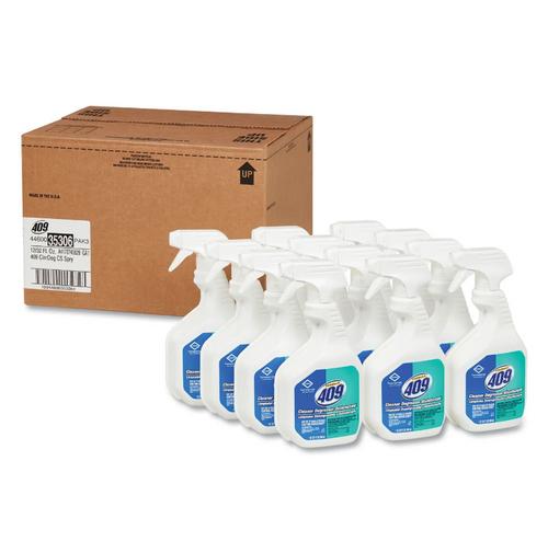 Formula 409 Disinfectant Cleaner 32 oz Spray Bottle (12/Case)