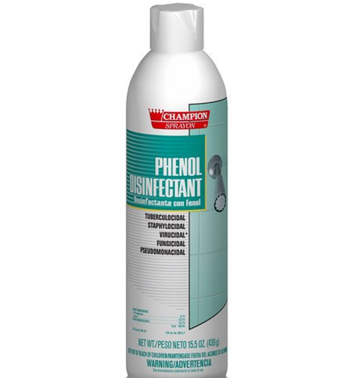Phenol Disinfectant Spray 16 oz (1/Each)