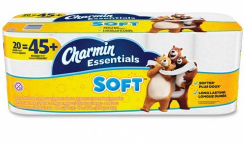 Charmin Toilet Paper in stock KEVIDKO free shipping