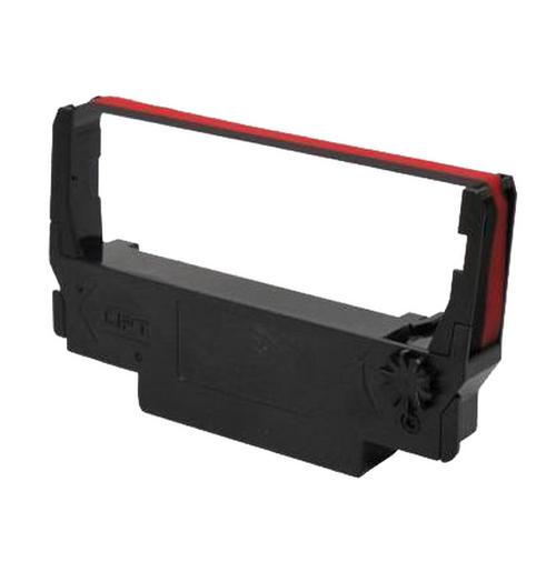 Epson ERC 30/34/38 Register Ribbons - Black & Red (6/Box)