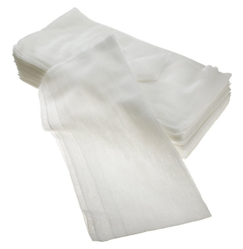 "Heavyweight Cheesecloth 36""x180', Chef Grade"