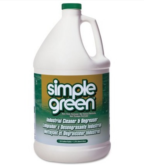 Simple Green Industrial Strength All Purpose Cleaner & Degreaser 1 Gallon (1/Each)