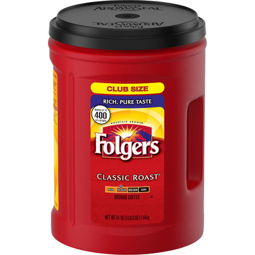 Folgers Ground Coffee bulk