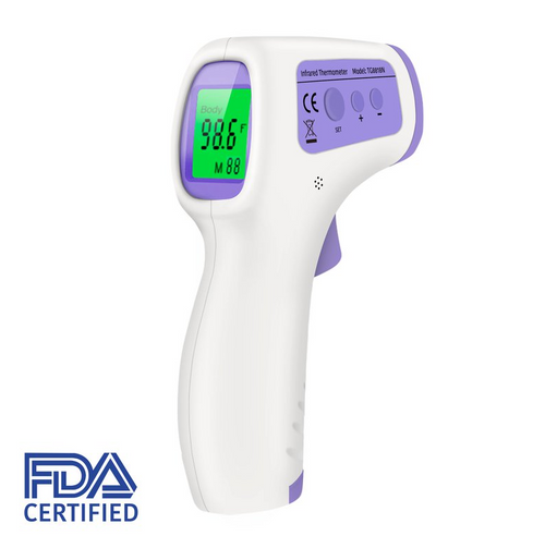 Infrared Non-Contact Forehead Thermometer (1/Each)