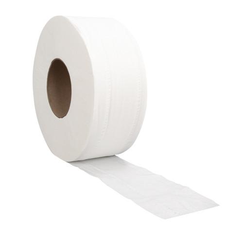 """Junior Jumbo Toilet Tissue, Soft, 9"""" Diameter (12/Case)"""