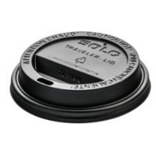 Solo TLB316 Black Hot Cup Lid