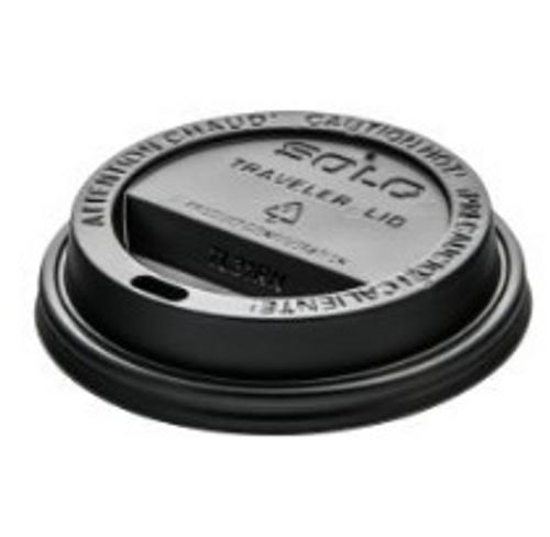 Solo TL38B2 Black Hot Cup Lid