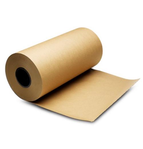 "18""x1625' Kraft Paper Roll, 30# (1/Each)"
