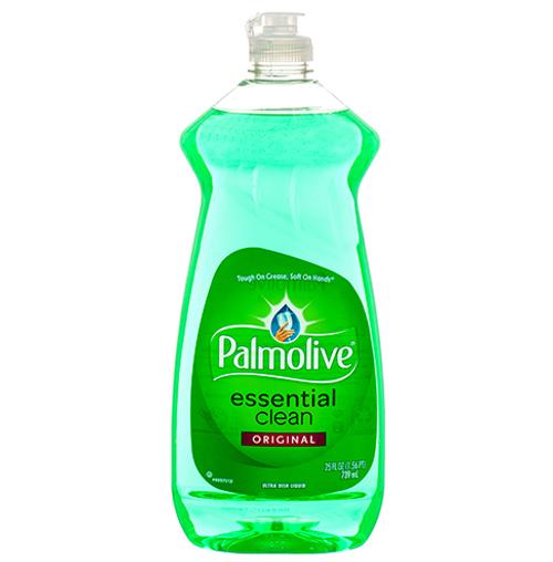 Palmolive Dish Soap, Essential Clean, Original 25 oz (9/Case)