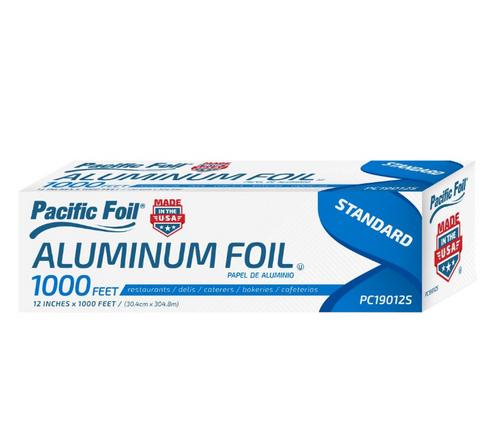 Pacific Aluminum Foil Roll 12x1000 Kevidko