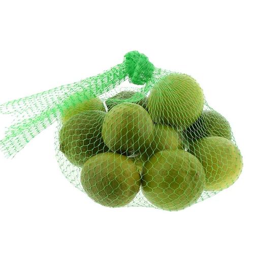 "Green Mesh Net Produce Bags, 15"" (1000/Case)"