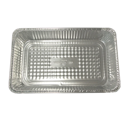 Full Size Deep Aluminum Foil Steam Table Pan, 70 Gauge, 2019-70-50 (50/Case)