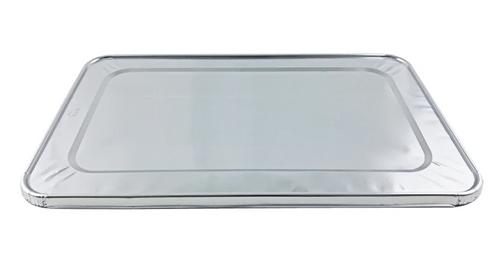 Lid for Full Size Aluminum Foil Steam Table Pans, 45 Gauge, 2050-45-50 (50/Case)