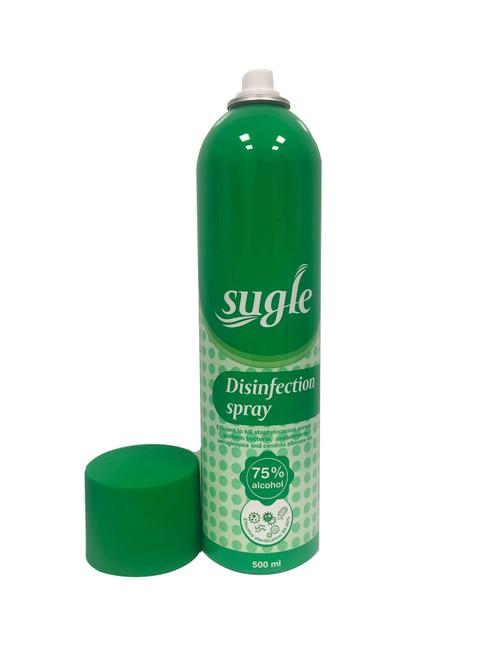 75% Alcohol Disinfectant Spray, 500ml