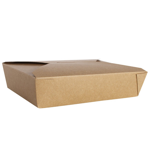 Bio Box #2 Natural Kraft (200/Case)