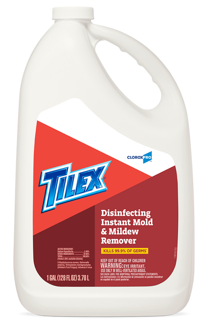 Tilex Professional Disinfecting Instant Mildew & Mold Remover 1 Gallon (1/Each)