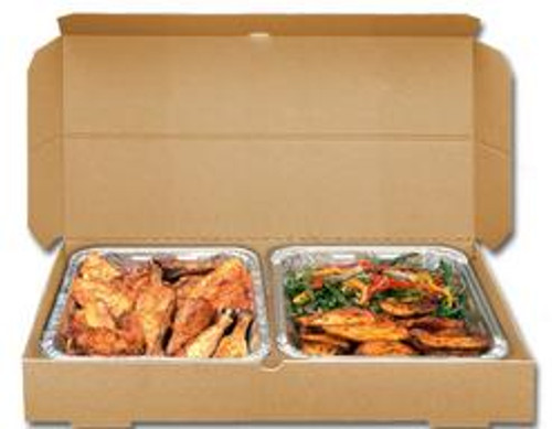 The Catering Box, Regular, Locking Tab (50/Bundle)