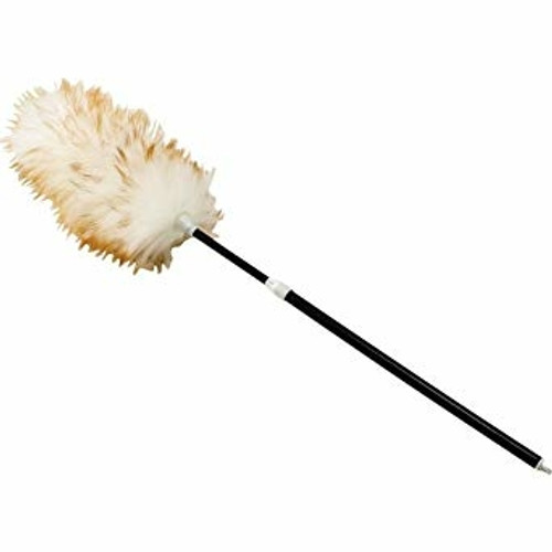"30-42"" Extendable Lambswool Duster with Black Handle (1/Each)"