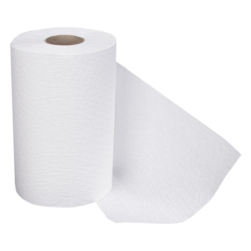 350' White Hardwound Roll Paper Towel (12/Case)