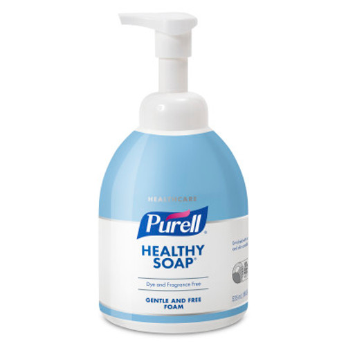 Purell Healthcare Healthy Soap, Gentle and Free Foam 535ml (4/Case)