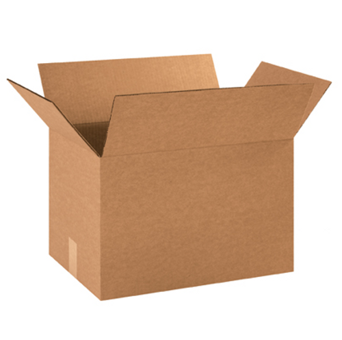 "18x12x12"" Corrugated Boxes (25/Bundle)"