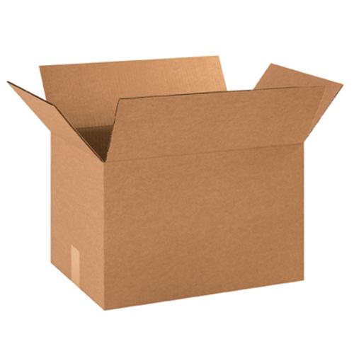 "18x12x12"" Corrugated Boxes (25/Bundle)"
