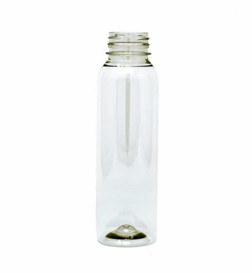 12 oz Round Clear PET Juice Bottle, 38mm DBJ (190/Case)