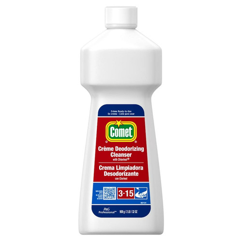 Comet Creme Deodorizing Cleanser w/ Chlorinol 32 oz (1/Each)