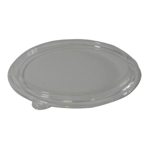 Sabert 51616D500 Clear Lids for 16 oz Pulp Bowls (500/Case)