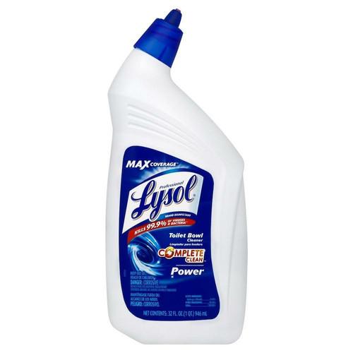 Lysol Toilet Bowl Gel Cleaner & Disinfectant 32 oz (1/Each)