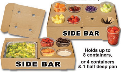 The Catering Box, Sidebar (25/Bundle)