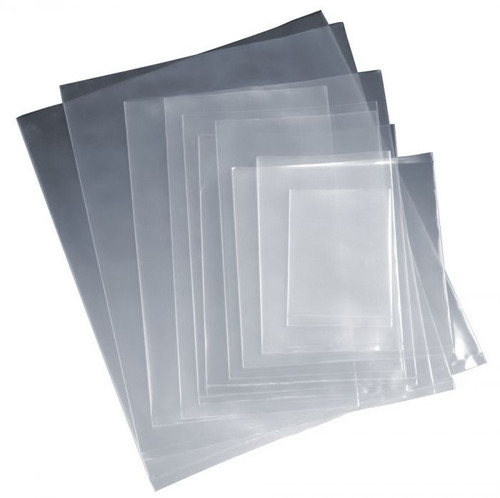 "20x18x30"" Clear Poly Bag, 1.25 Mil (250/Case)"