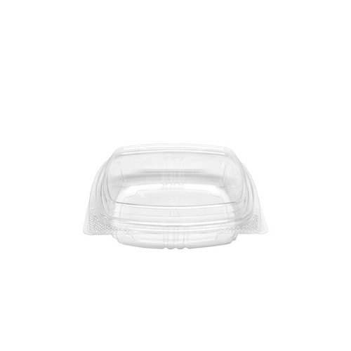 8 oz Dome RPET Hinged Lid Deli Container (200/Case)