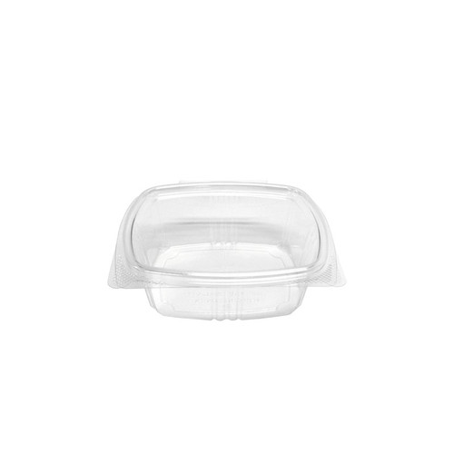 12 oz Dome RPET Hinged Lid Deli Container (200/Case)