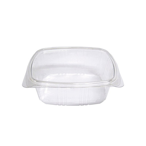 32 oz RPET Hinged Lid Deli Container (200/Case)