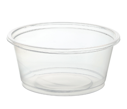 3.25 oz Clear PP Portion Cup (2500/Case)