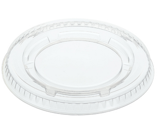 Clear Lids for 3.25, 4, & 5.5 oz PP Portion Cups (2500/Case)
