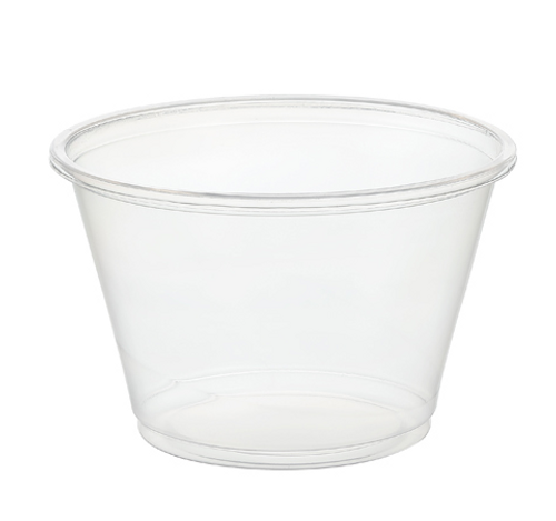4 oz Clear PP Portion Cup (2500/Case)