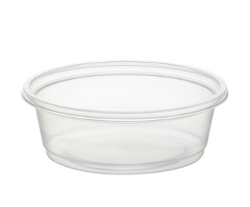 1.5 oz Clear PP Portion Cup (2500/Case)