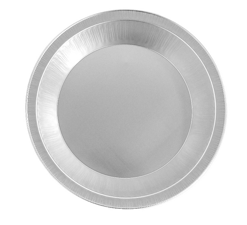 """409-200 9"""" Smooth Wall X-Heavy Pie Pan (200/Case)"""