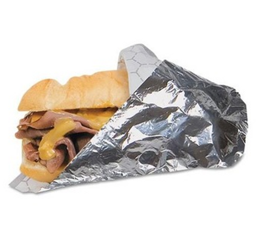"""14x10.5"""" Foil Insulated Honeycomb Sandwich Wrap, 4 Packs of 500, (2000/Case)"""