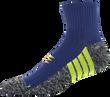 Men's Performance Stripe Ankle (White/Grey/Peacoat)